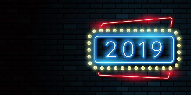 Szczęśliwego nowego 2019 roku