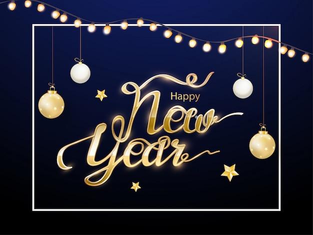 Szczęśliwego nowego roku, karta 2020
