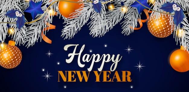 Szczęśliwego nowego roku okładka