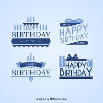 Szczęśliwi rodzaje urodziny