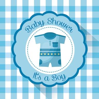 Szczęśliwy baby shower