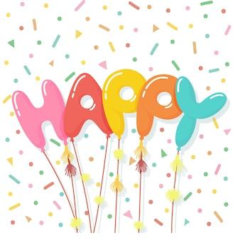 Szczęśliwy balon