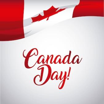 Szczęśliwy dzień kanady