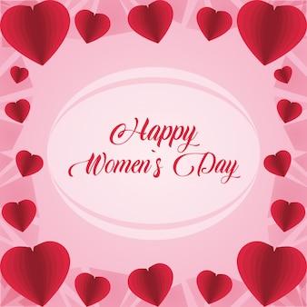 Szczęśliwy dzień kobiet