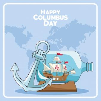 Szczęśliwy dzień kolumba
