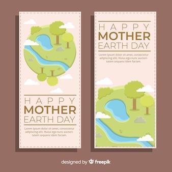 Szczęśliwy dzień matki ziemi