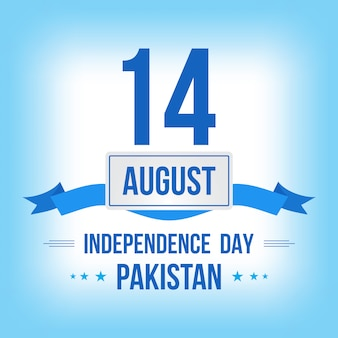 Szczęśliwy dzień niepodległości 14 sierpnia pakistan kartkę z życzeniami
