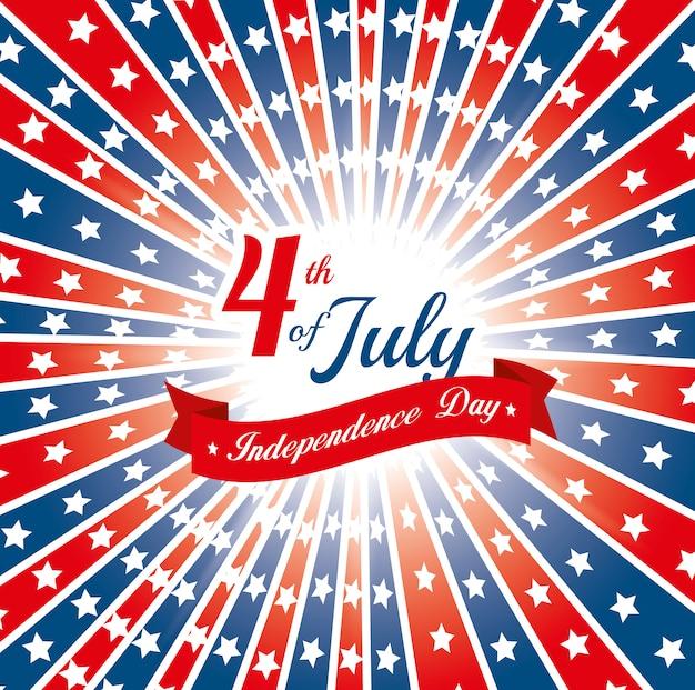 Szczęśliwy dzień niepodległości, 4 lipca obchody w stanach zjednoczonych ameryki