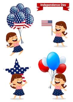 Szczęśliwy dzień niepodległości kartkę z życzeniami