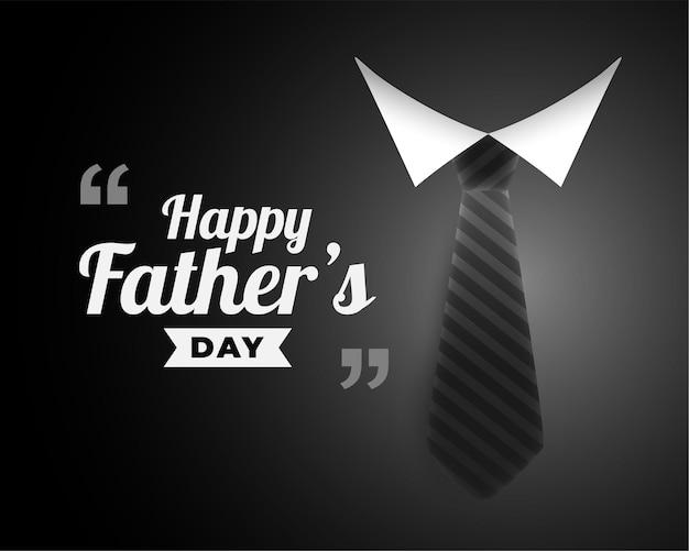 Szczęśliwy dzień ojca realistyczne tło