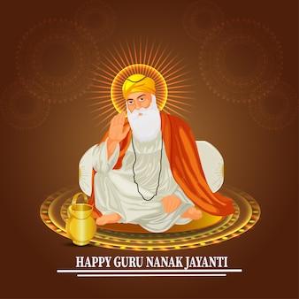 Szczęśliwy guru nanak jayanti