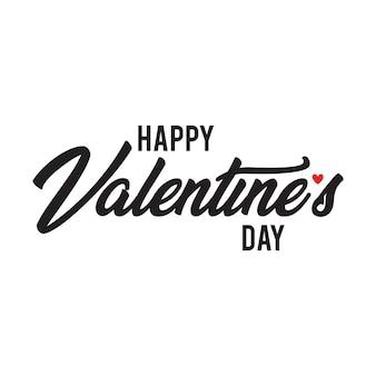 Szczęśliwy list valentine