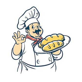 Szef kuchni piekarni