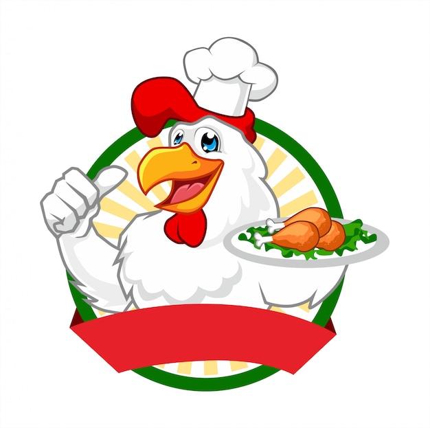 Szef kuchni z kurczaka