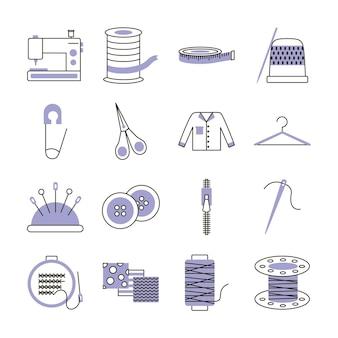 Szesnaście ikon branży mody