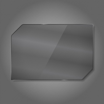 Szklana tablica