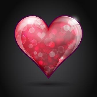 Szklane serce