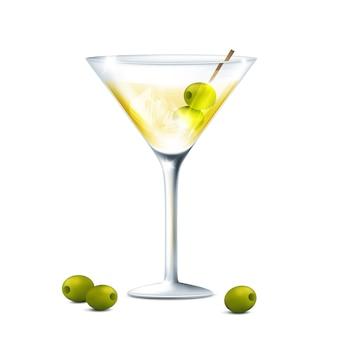 Szklanka martini