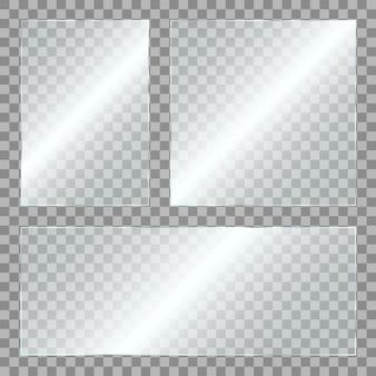 Szkło z odblaskiem