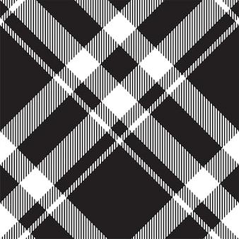 Szkocka krata szkocka bez szwu wzór. tkanina retro. kolor kwadratu w stylu vintage.