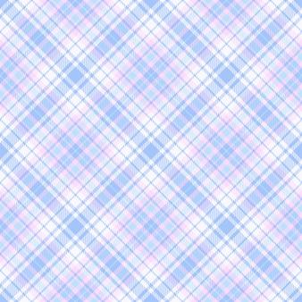 Szkocka krata szkocka bez szwu wzór