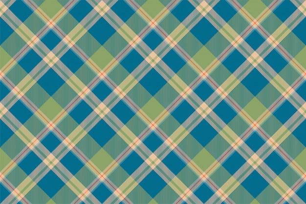 Szkocka krata szkocka krata wzór bezszwowe tło