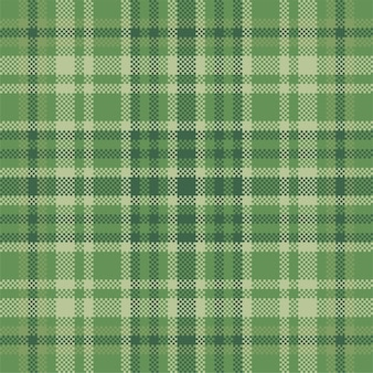 Szkocka krata wzór bez szwu. wydrukuj teksturę tkaniny. sprawdź tło wektor.