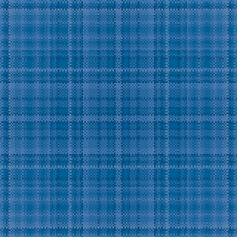 Szkocka krata wzór bez szwu. wydrukuj teksturę tkaniny. sprawdź tło.