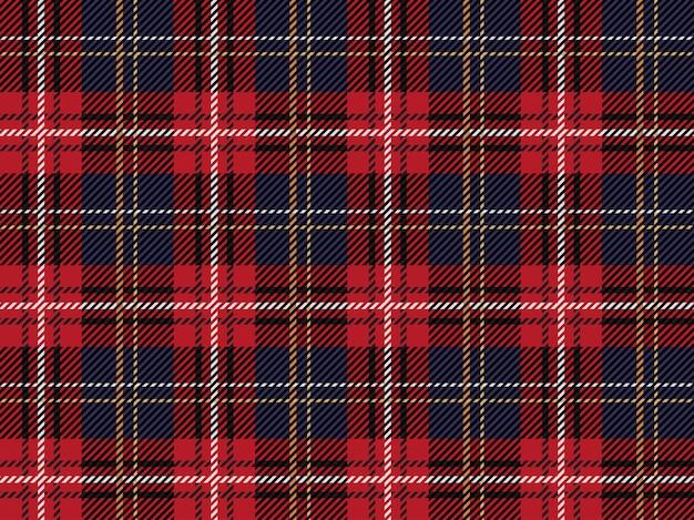 Szkocka krata wzór tła
