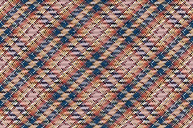 Szkocki wzór w szkocką kratę