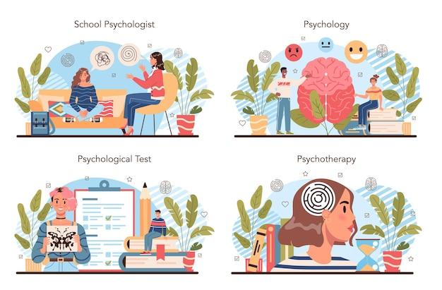 Szkoła psychologii zestaw kursów konsultacja psychologa szkolnego