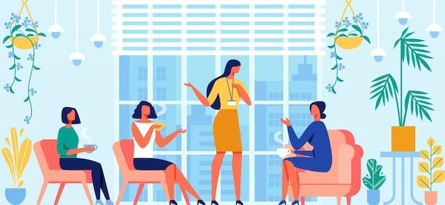 Szkolenie psychologiczne kobiet z trenerem. wsparcie