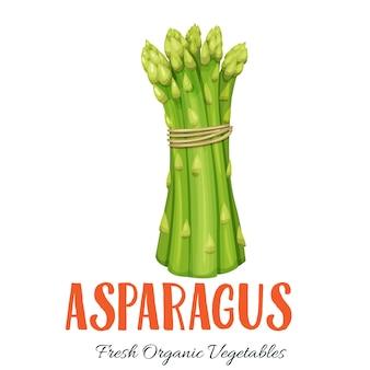 Szparagi warzywne
