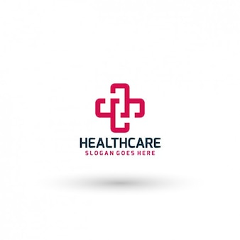 Szpital logo template