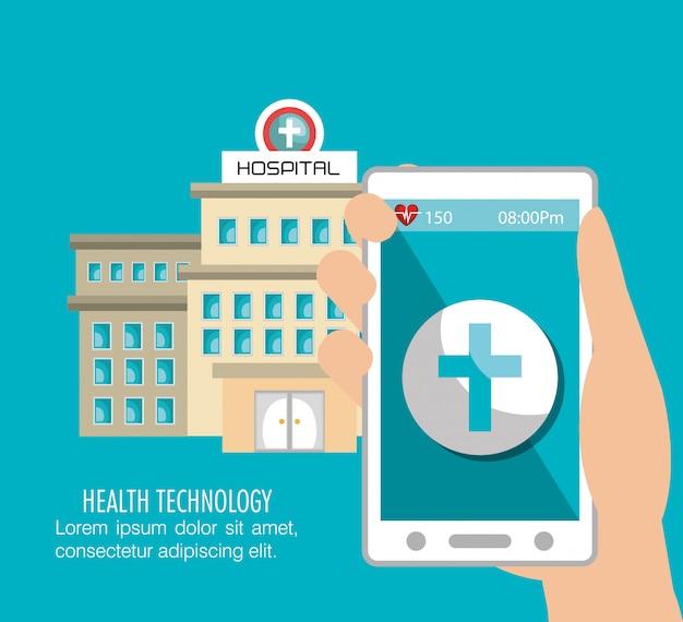 Szpitalne usługi budowlane medyczne izolowane