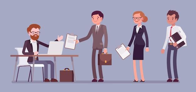 Sztandar aktu urzędowego certyfikacji