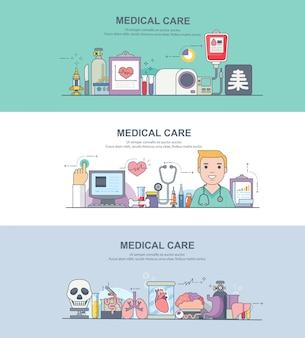 Sztandar opieki medycznej