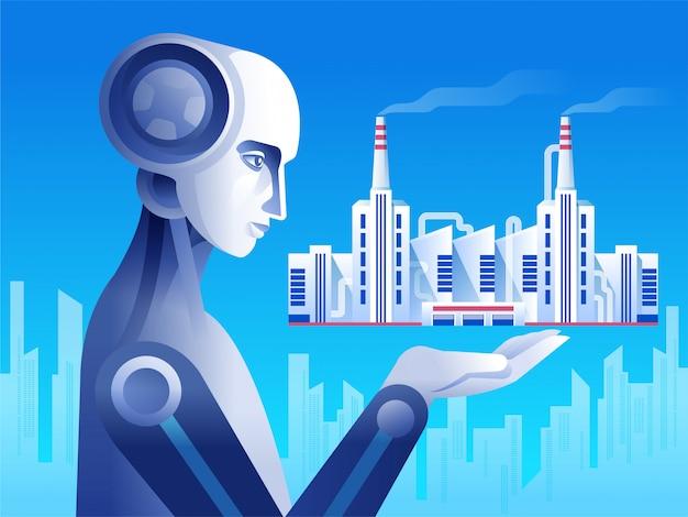 Sztuczna inteligencja w przemyśle