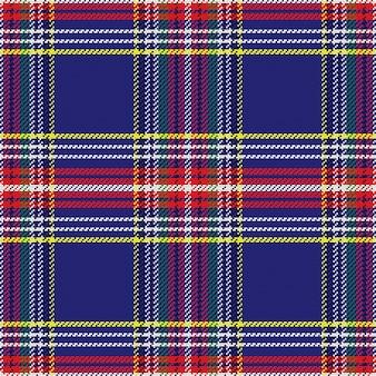 Szwu szkocki tartan