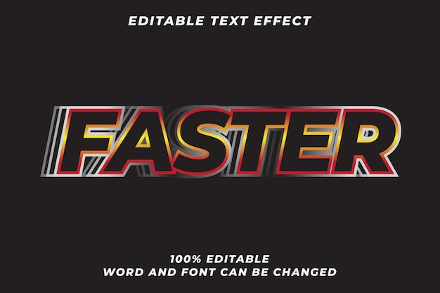 Szybszy efekt stylu tekstu