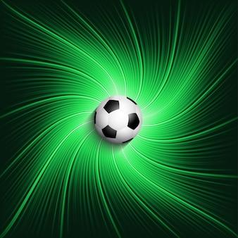 Tło piłki nożnej / piłki nożnej