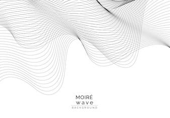 Tło wzór Moiré