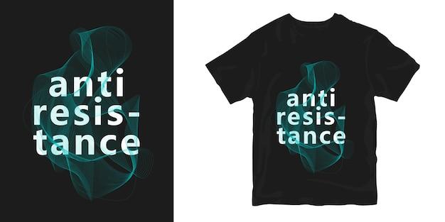 T-shirt antyodporny