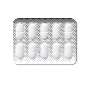Tabletki w blistrze