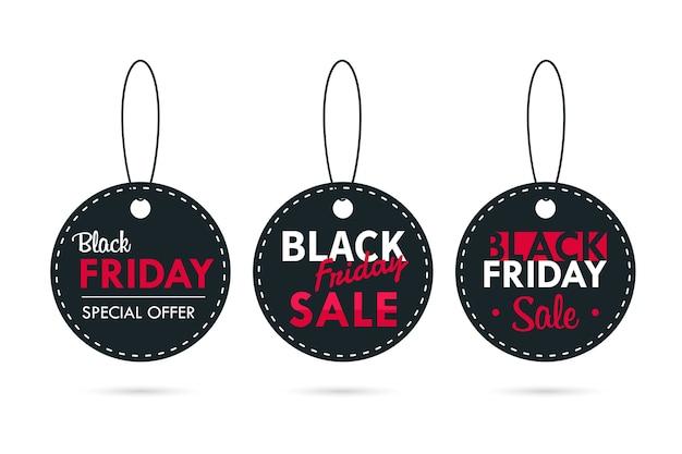 Tag zakupów dla blackfriday