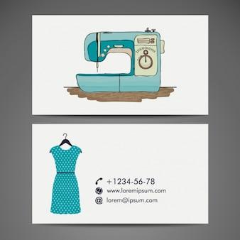 Tailor projektowanie wizytówka