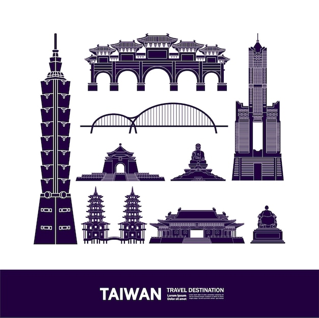 Tajwan cel podróży grand
