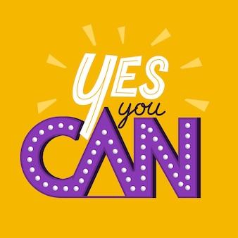 Tak, możesz