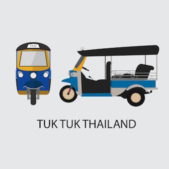 Taksówka z tajlandii
