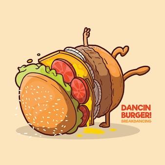 Taniec burger